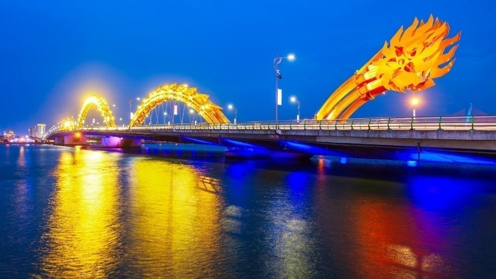 Dragon Bridge Danang