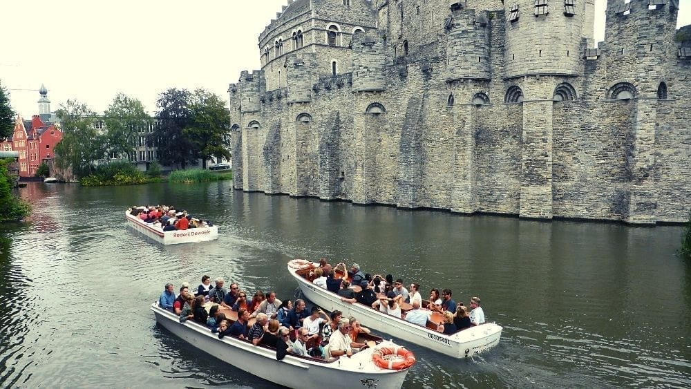 Ghent Boat Tours