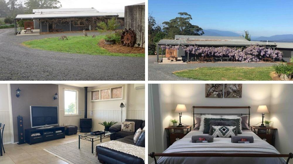 Cherry Orchard Farm Stay Yarra Valley