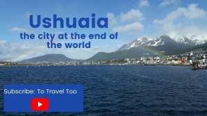 Youtube video on a walk through Ushuaia