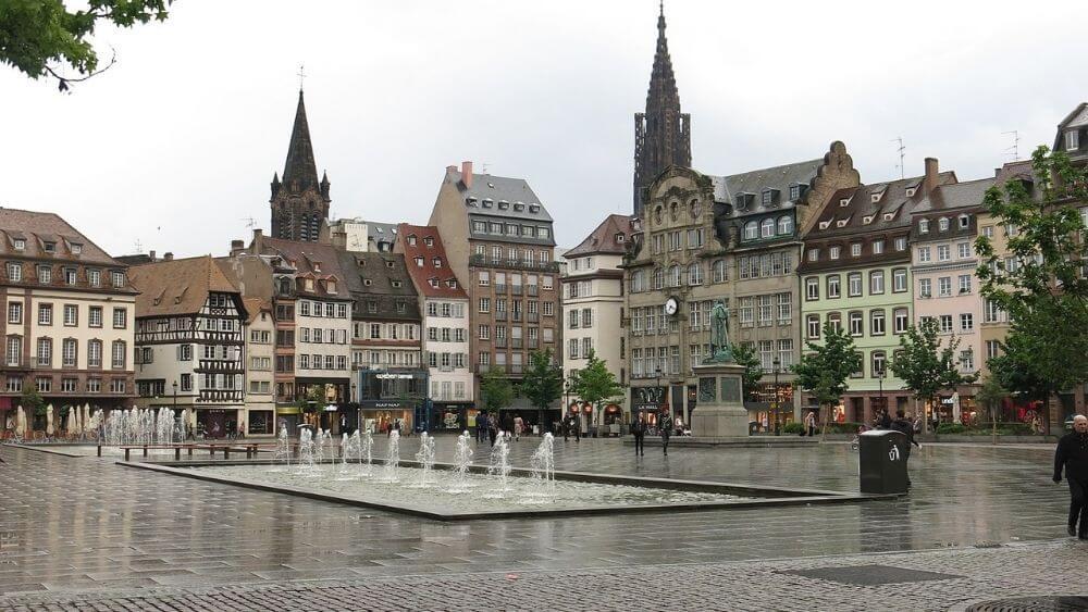 Kleber Square Strasbourg