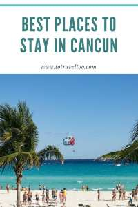 Pinterest Best Places to Stay in Cancun