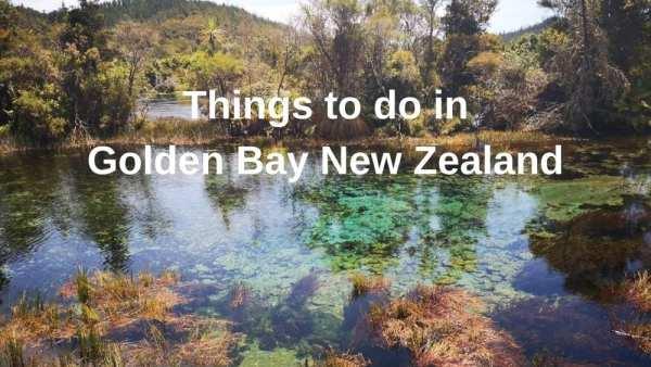 Pupu Springs Golden Bay