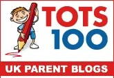 TOTS100 top UK Mummy and Daddy bloggers