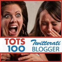Tots100 top parent blogs on Twitter