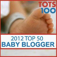 Tots100 UK parent blogs
