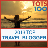 Tots100 Top Travel Blogs