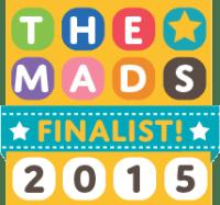 MAD Blog Awards UK 2015