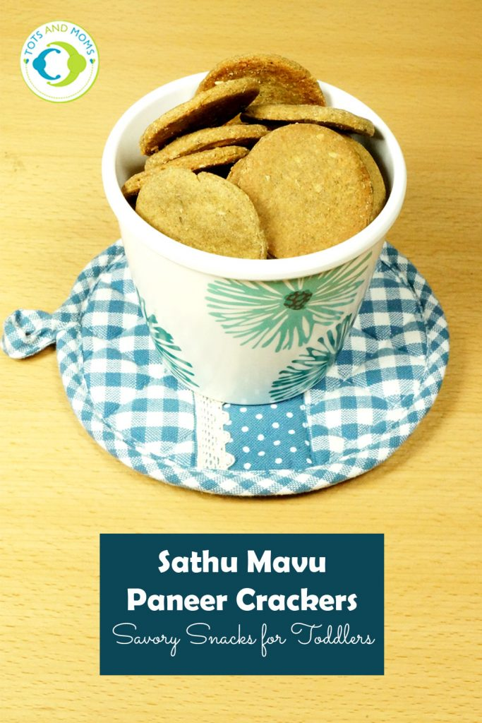 SATHUMAVU PANEER CRACKERS for Babies, Toddlers, Kids & Family