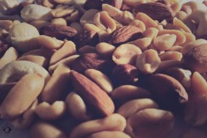 Dry fruits for weight gain in babies