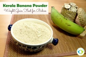 Kerala banana for healthy weight gain