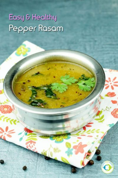 PEPPER RASAM For Lactating Mothers & Best Cold & Cough Remedy Healthy Pepper Rasam - Cold & Cough Home Remedy
