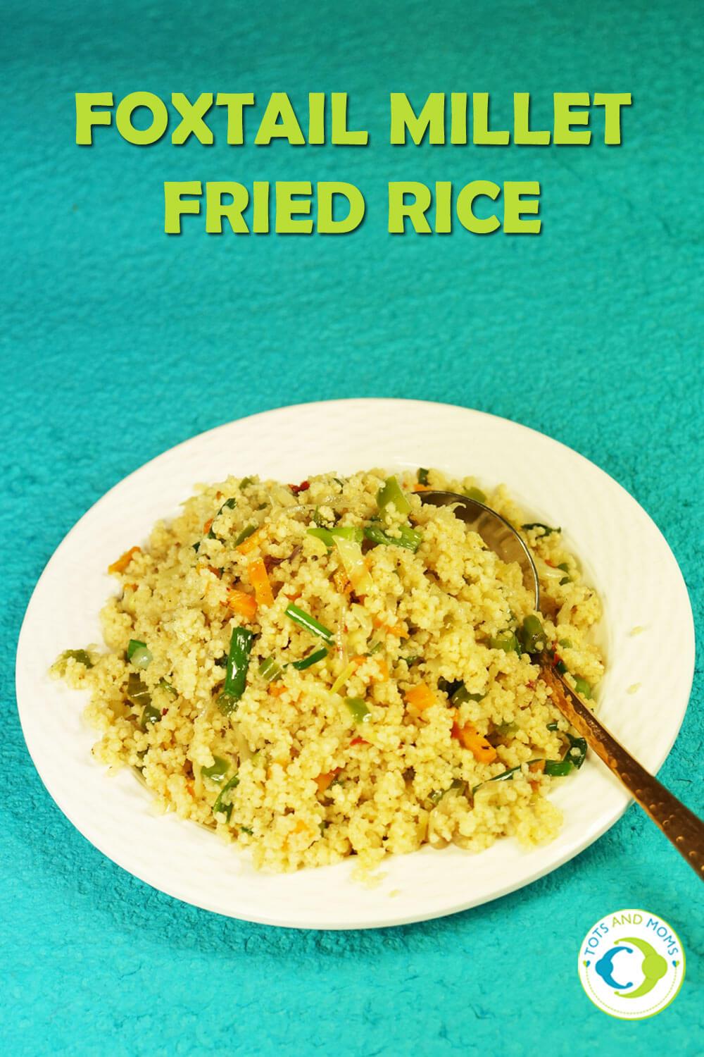 Korra Fried Rice with Vegetables