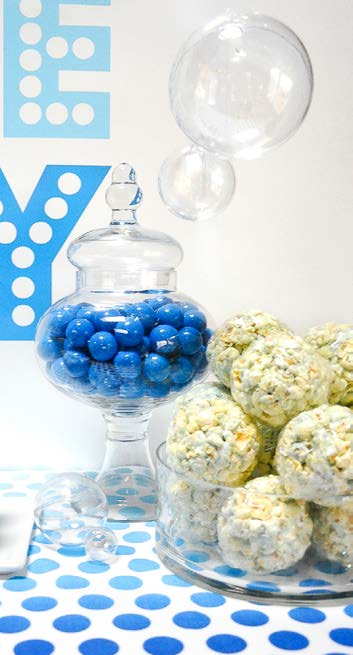 A Delightful Bubble Birthday Partytots To Teens