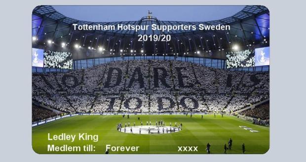Medlemspaket säsongen 2019/20