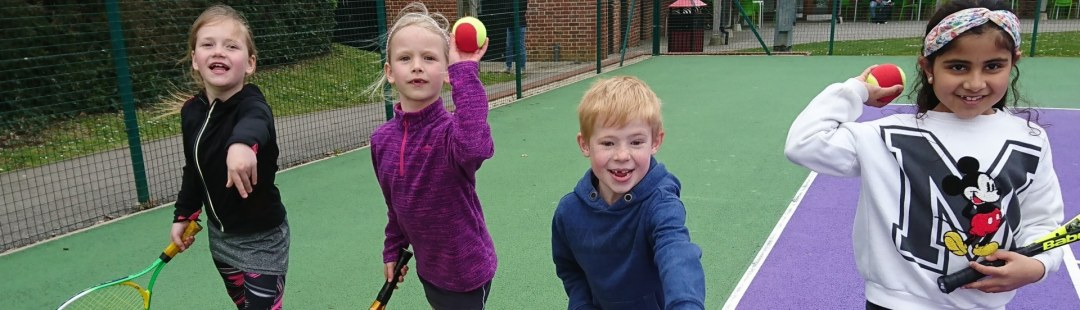 School holidays tennis camps