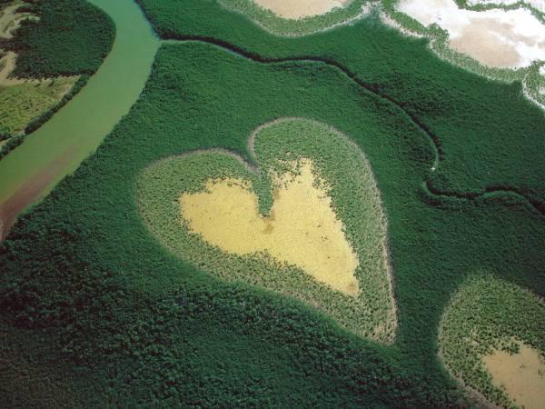 Nouvelle Caledonie Coeur de Voh