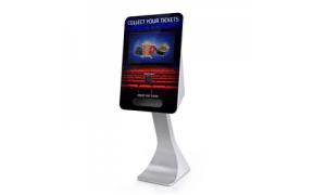 card issuing touch screen kiosks Membership card issuing UK kiosk manufacturer