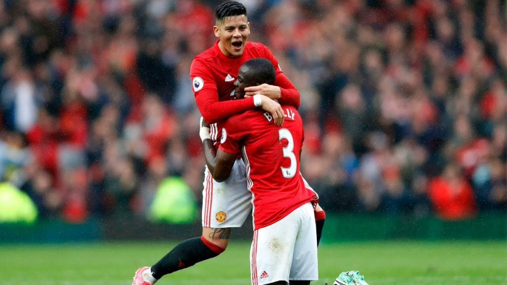 The partnership that made 2016/17's defence so good