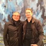 Ricard Akagawa e David Schnell