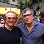 Ricard Akagawa e Rodrigo Andrade