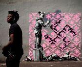 Vídeo: novas obras de Banksy são descobertas em Paris