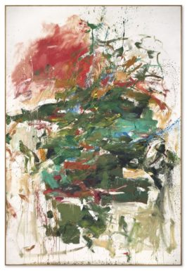 12 Hawks at 3 O'Clock, Joan Mitchell