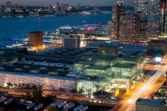 Javits Center, Nova York