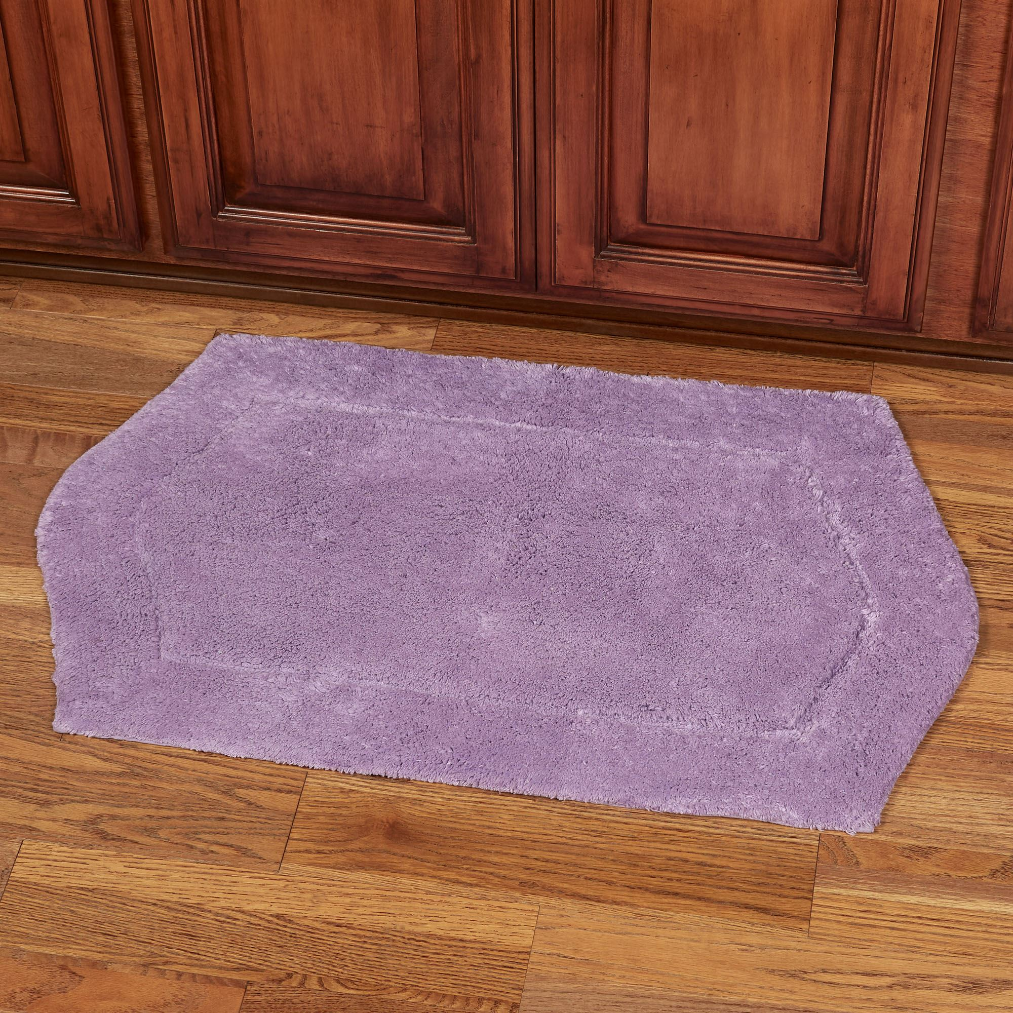 Waterford Soft Tufted Cotton Bath Rugs
