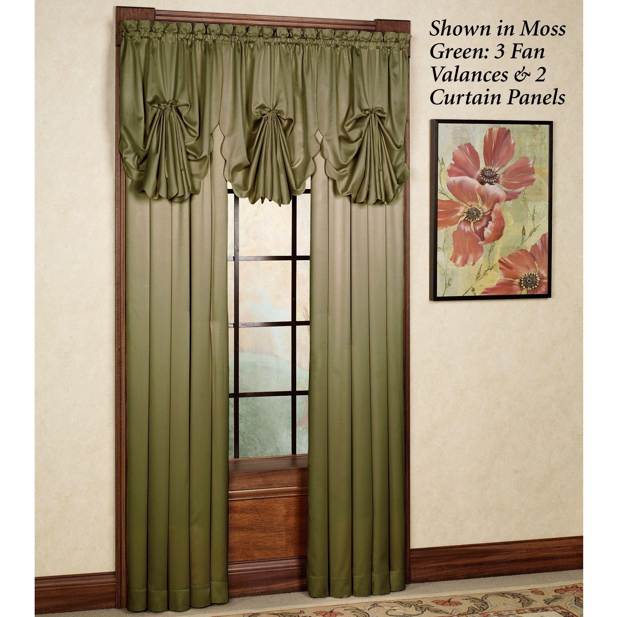 Concord Satin Window Treatment