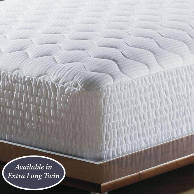 Croscill Luxury Mattress Pad White Click To Expand