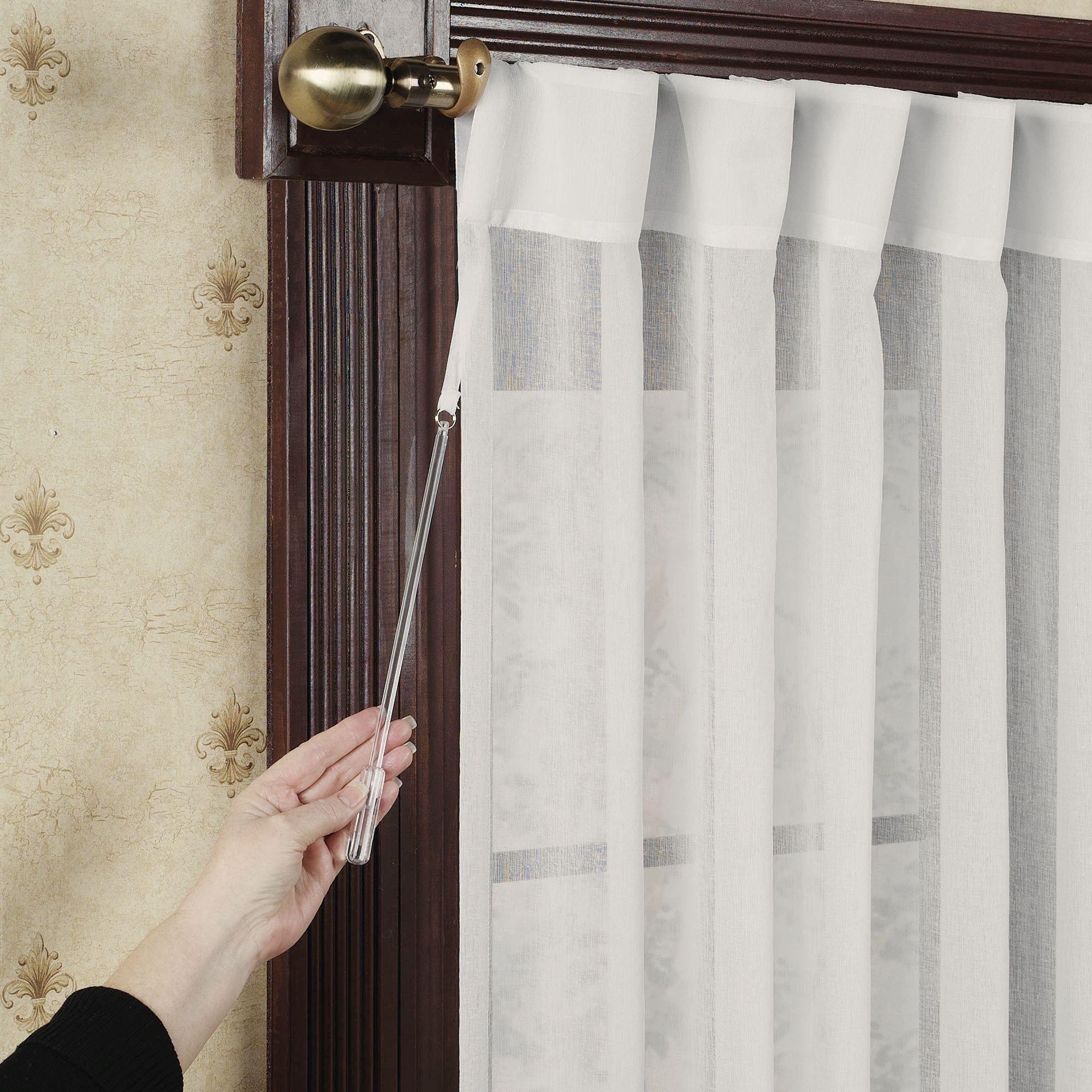 lucerne semi sheer patio curtain panel