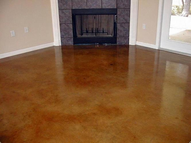 Turn Your Concrete Garage Floor Into A Talking Point With New Colors And Finishes