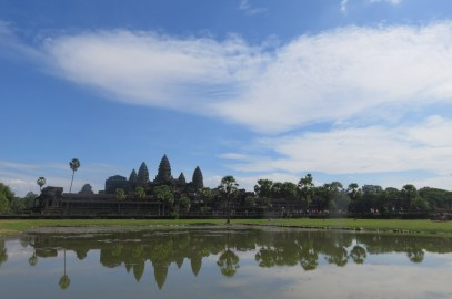 The Breathtaking Angkor Wat…