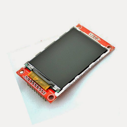 Using picojpeg library on a PIC with ILI9341 320×240 LCD module