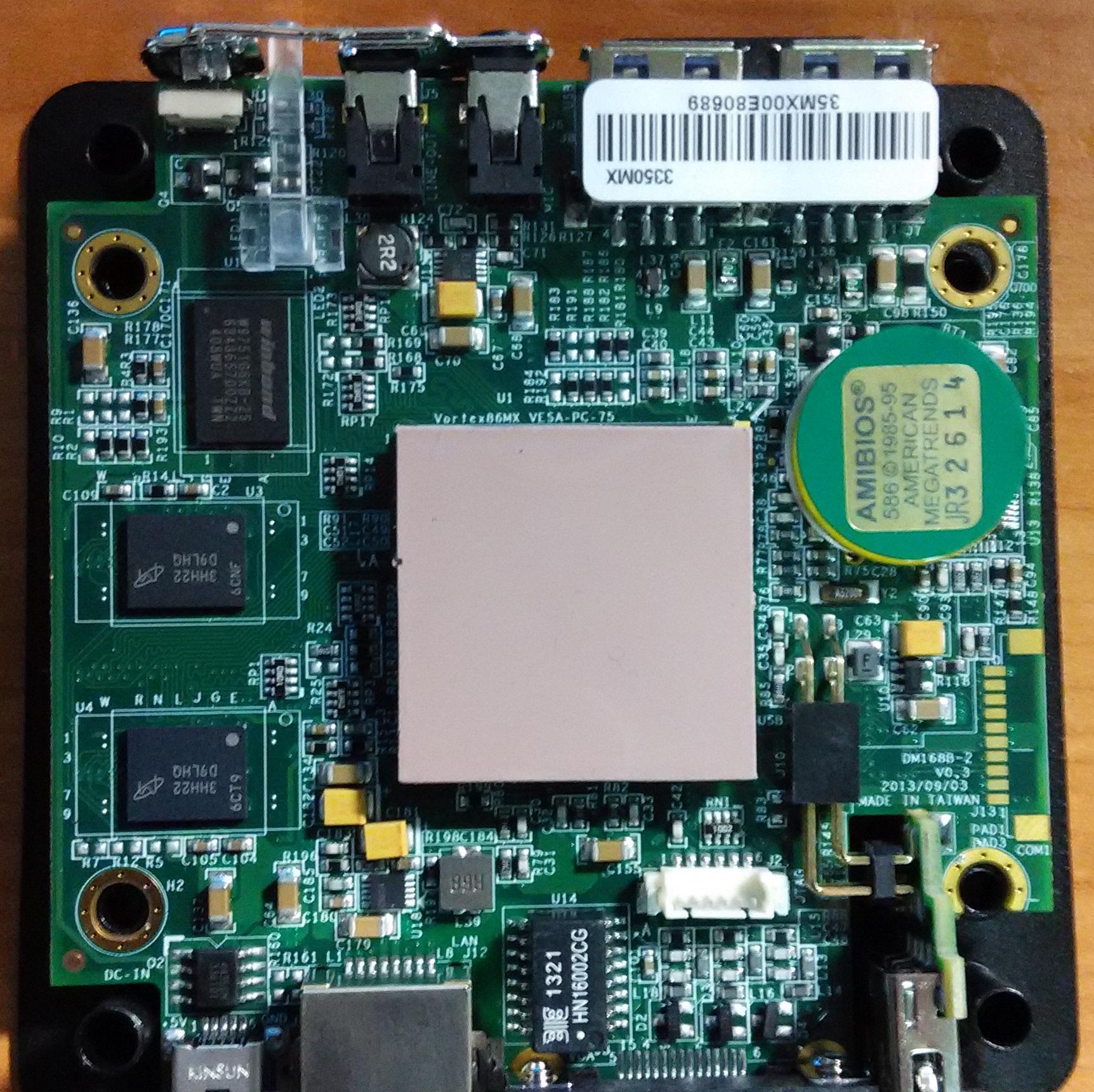 Ebox 3350mx X86 Compact Pc Toughdev