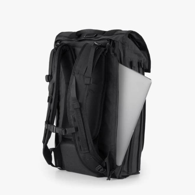 Mission Workshop Radian Travel Pack Laptop Compartment