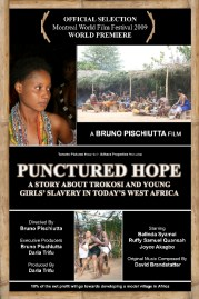 Punctured Hope – A story about Trokosi and Young Girls Slavery in Today's west Africa