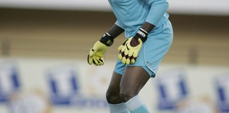 Kameni, impuissant portier du Cameroun ; Photo : Mustapha Ennaimi, Flickr