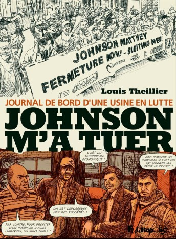 Johnson m-a tuer, Louis Theillier, Futuropolis
