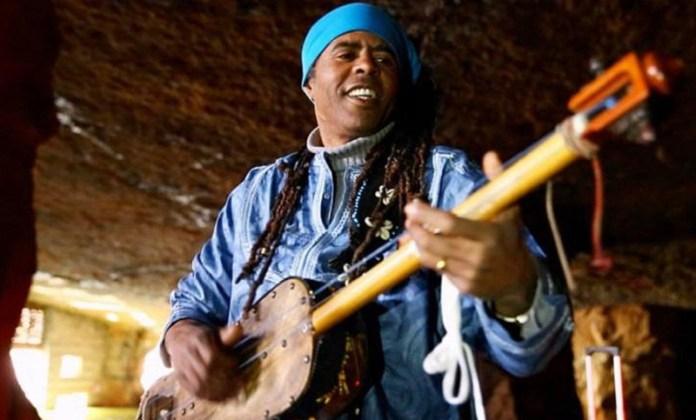 Atelier de musique gnawa