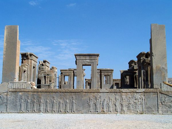 Starověké město Persepolis – Írán