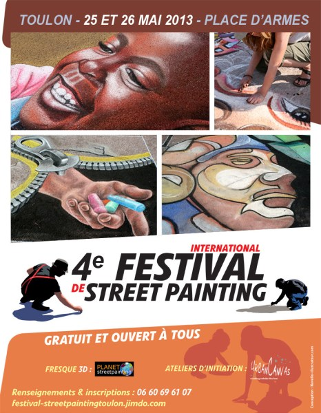 Festival International de Street Painting
