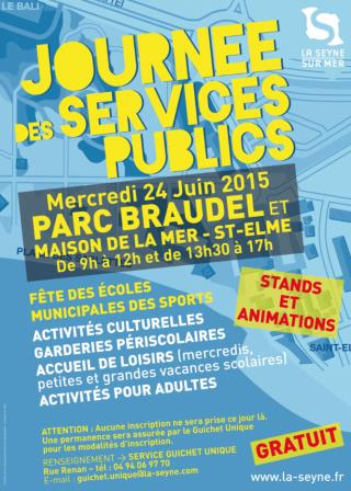 JOURNEE DES SERVICES PUBLICS