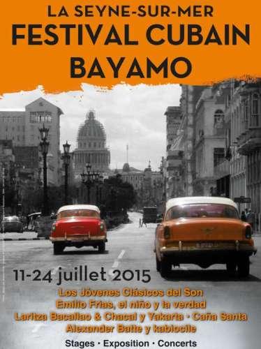 FESTIVAL CUBAIN BAMAYO