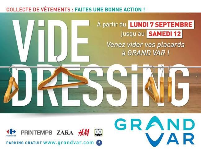 VIDE DRESSING GRAND VAR