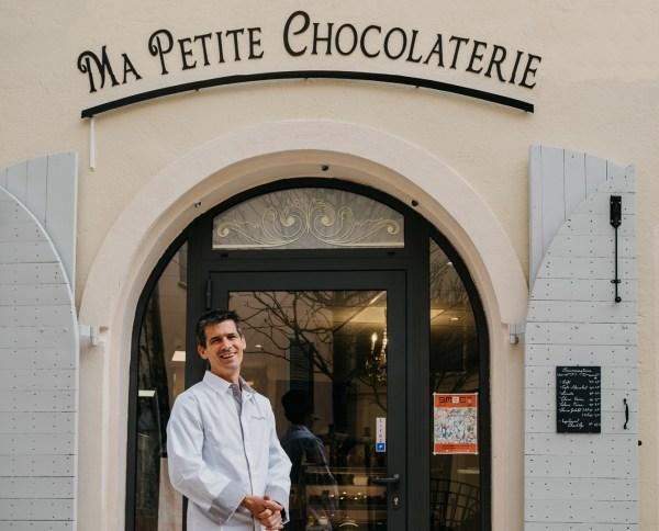 MA PETITE CHOCOLATERIE - Clément Dudragne