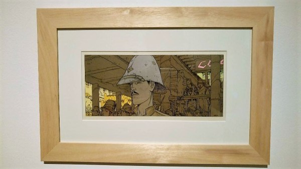 Mœbius S Expose A L Hotel Des Arts Toulon By Julia