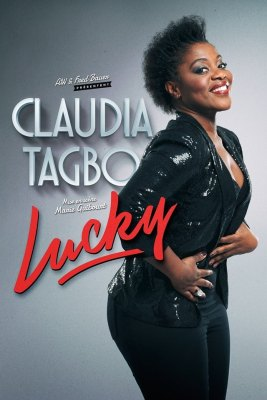 CLAUDIA TAGBO SPECTACLE LUCKY THEATRE GALLI SANARY SUR MER