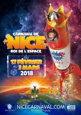 CARNAVAL DE NICE 2018